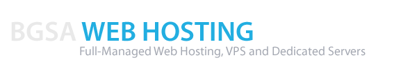 BGSA Web Hosting